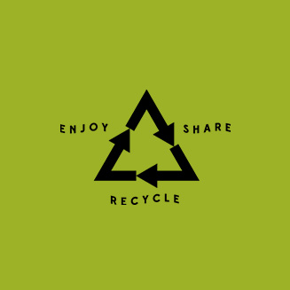 Enjoy Share Recycle