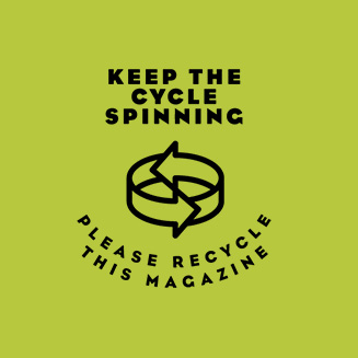 Keep the Cycle Spinning