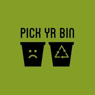 Pick Your Bin