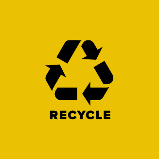 Recycle Yellow