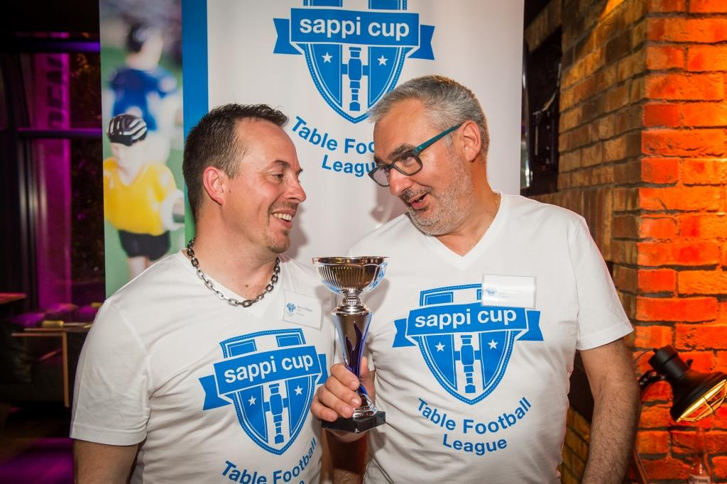 Sappi Cup 2018 Team 1 FR  - PND - Marcel Bègue and Christian Borel
