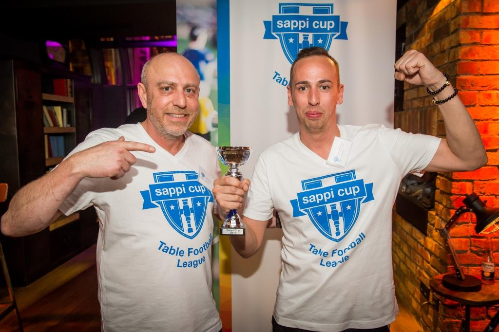 Sappi Cup 2018 Team 2 DE - SDV Winter GmbH - Robert Bisani and Stefan Waldmann