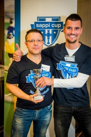 Sappi Cup Team 2 - M.Romio and A.Pilz SDV Winter