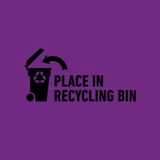 Place in Recycling Bin
