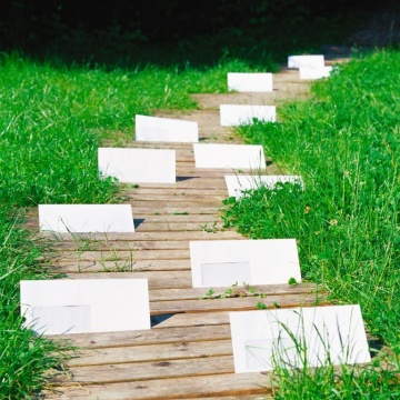 Envelopes on path