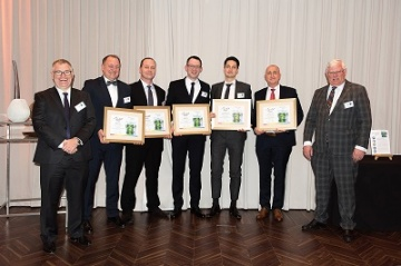 Sappi Europe 2019 TIA Winners Ehingen Mill