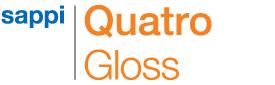 Sappi Quatro Gloss logo