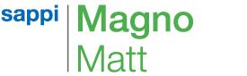 Sappi Magno Matt logo