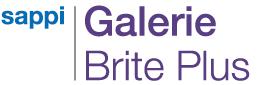Sappi Galerie Brite Plus logo