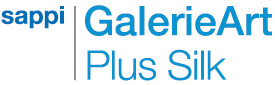 Sappi GalerieArt Plus Silk logo