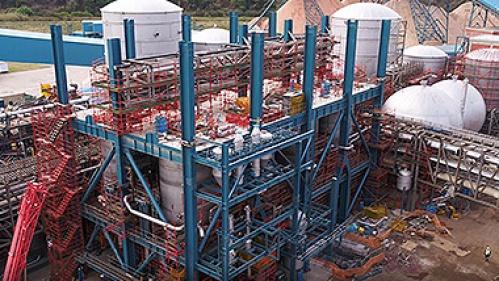 Balancing the 3Ps at Saiccor Mill